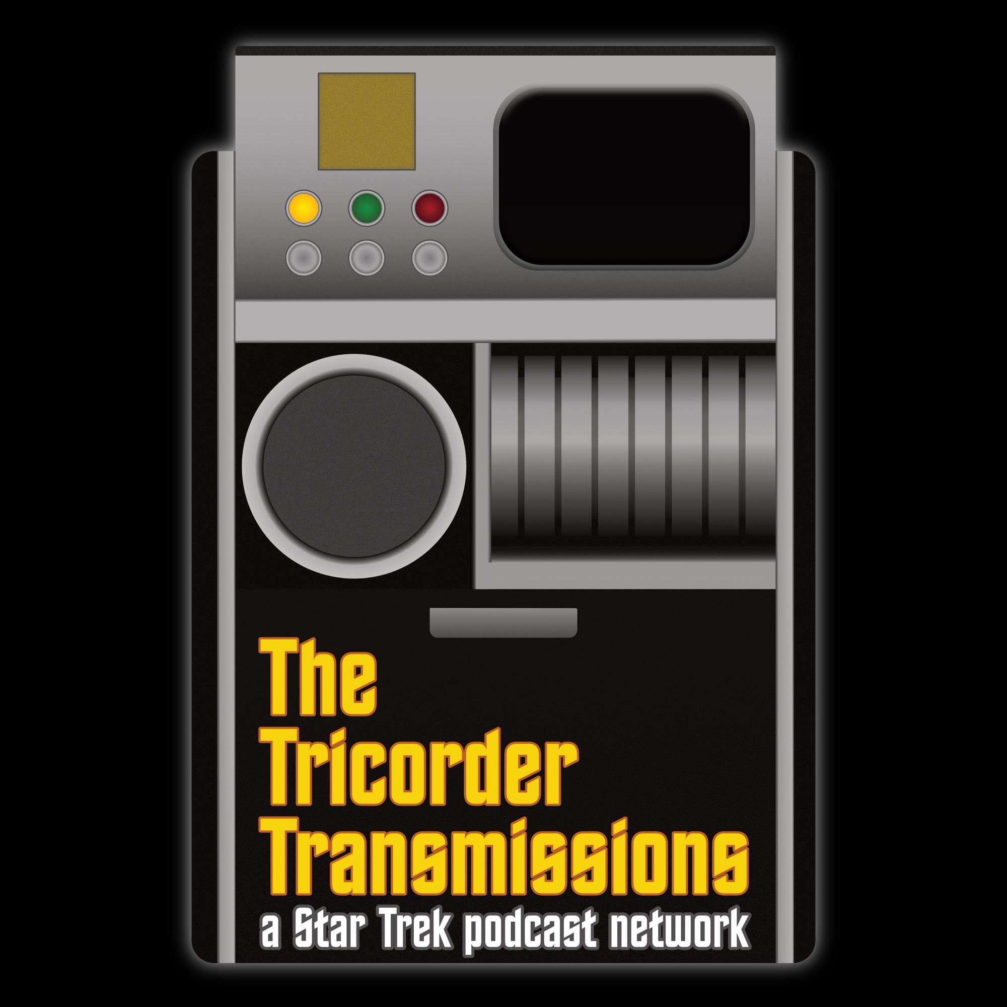 The Tricorder Transmissions : a Star Trek podcast | Listen